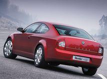 Škoda Tudor Concept - 2002