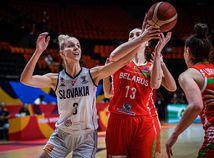 Španielsko Basketbal ME ženy A SR Bielorusko
