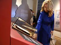 Borša prezidentka Čaputová kaštieľ návšteva