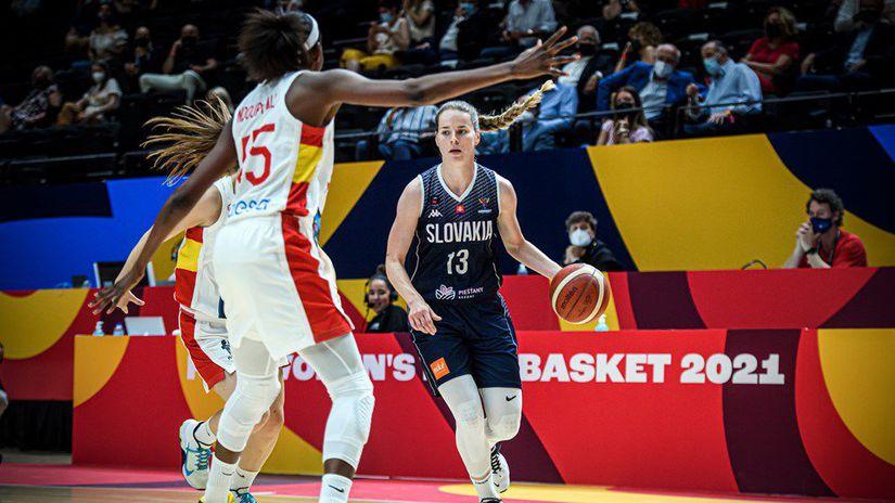 basketbal, Praženicová