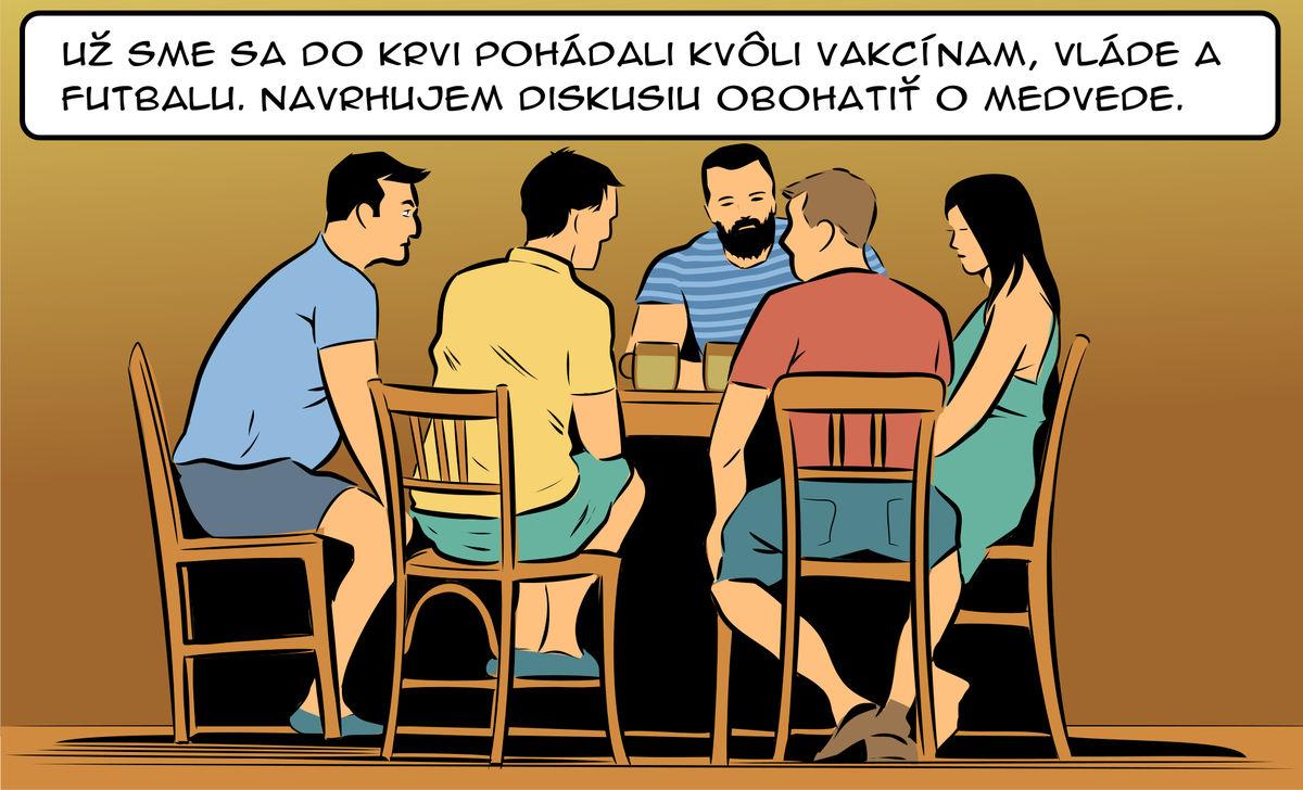 Karikatúra 21.06.2021