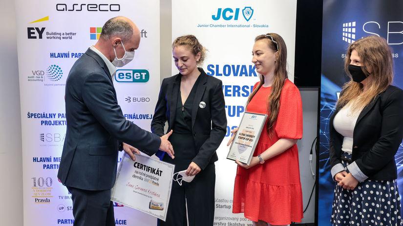 JCI, študentský startup, Jakub Prokeš