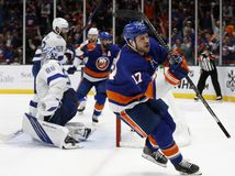 New York Islanders, Tampa Bay