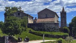 Hum Istria Chorvátsko
