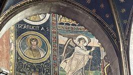 mozaika Eufráziova bazilika Poreč