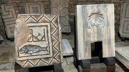 mozaiky Poreč Eufráziova bazilika