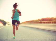 beh, žena, tréning, bežec, bežkyňa