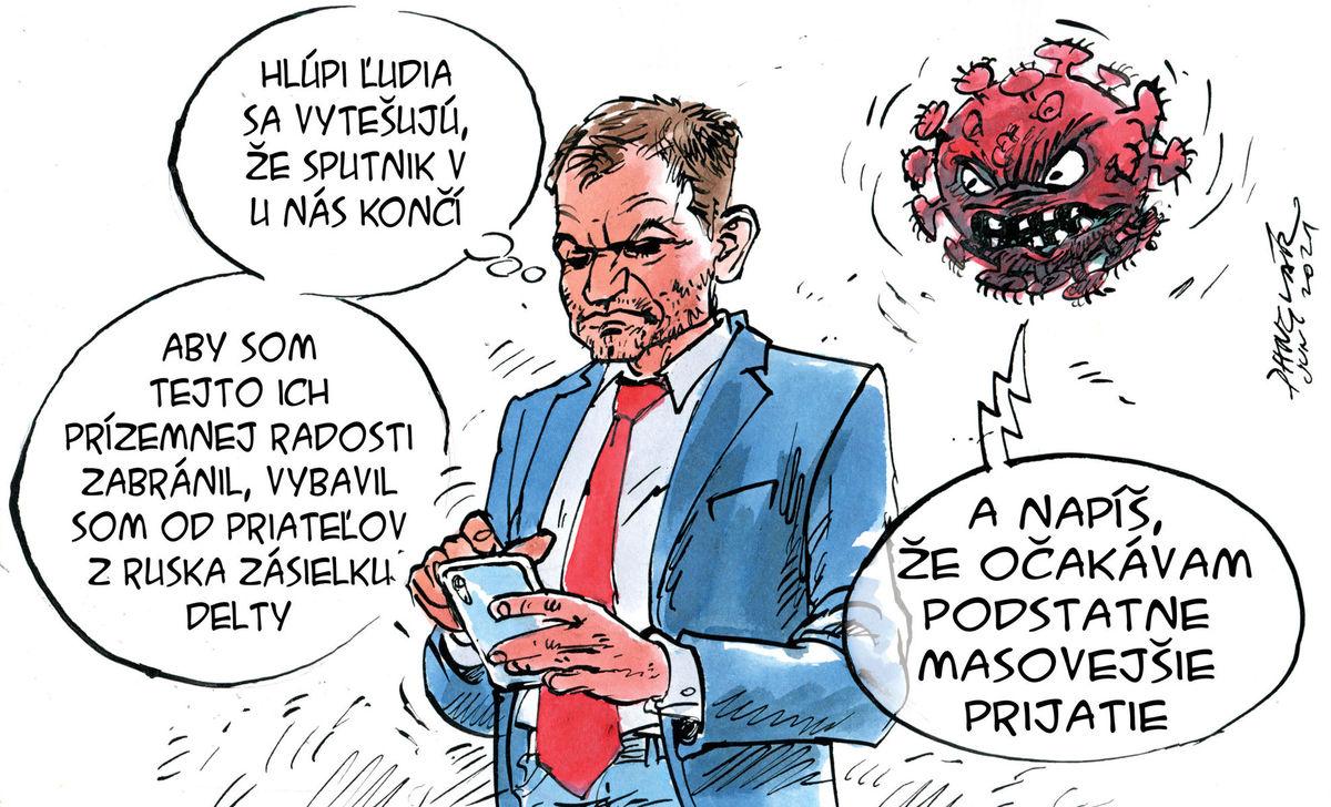 Karikatúra 24.06.2021