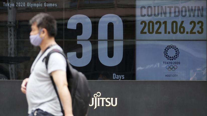 Japonsko, koronavírus, olympijské hry