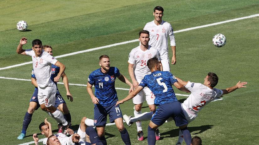 Spain Slovakia Euro 2020 Soccer slovensko