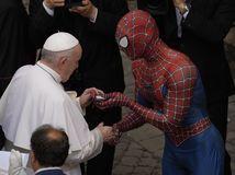 Vatikán pápež audiencia