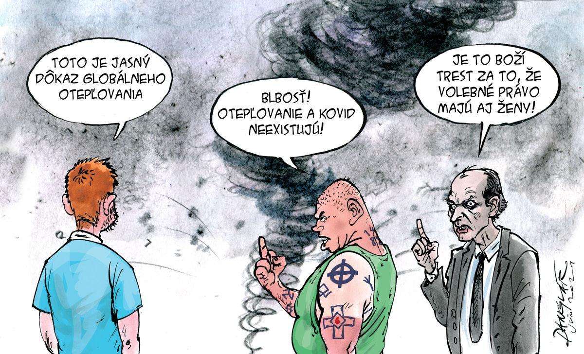 Karikatúra 26.06.2021