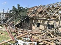 Tornádo spustošilo aj Moravskú Novú Ves