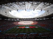 Maďarsko futbal Holandsko ČR ME2020 osemfinále