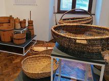 sarisske muzeum kosikarstvo