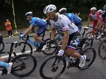 Francúzsko Cyklistika TdF 2. etapa