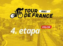 Tour 2021 4 etapa