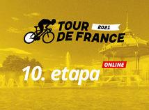 Tour online 10 etapa