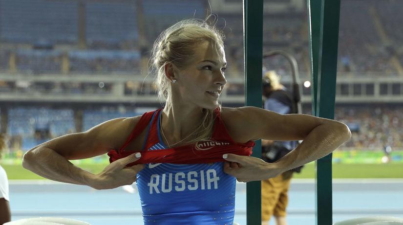 Brazília OH2016 Atletika ženy diaľka Klišinová