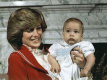 Britain Princess Diana's Sons