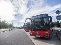 DPB / Autobusy / MHD