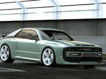 E-Legend EL1 - novodobé Audi Quattro 2021