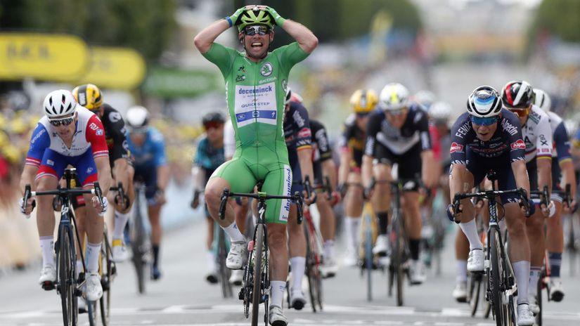 France Cycling Tour de France Cavendish