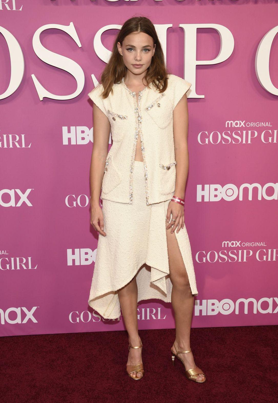 "NY Premiere of HBO Max's ""Gossip Girl"""