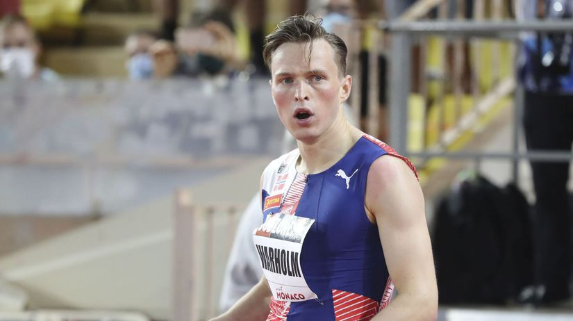 Monako šport atletika míting Diamantová liga...