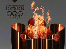 olympiáda oheň