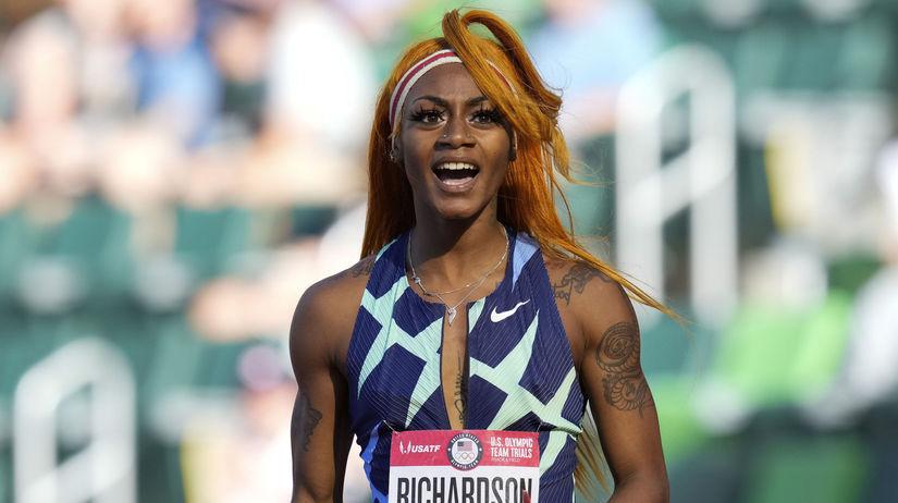 Sha'Carri Richardsonová