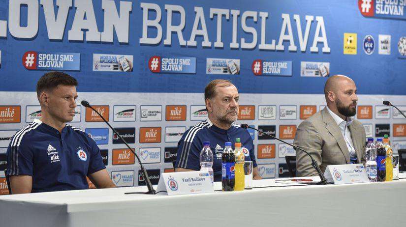 SR Futbal FL Slovan Weiss Kmotrík ciele TK BAX