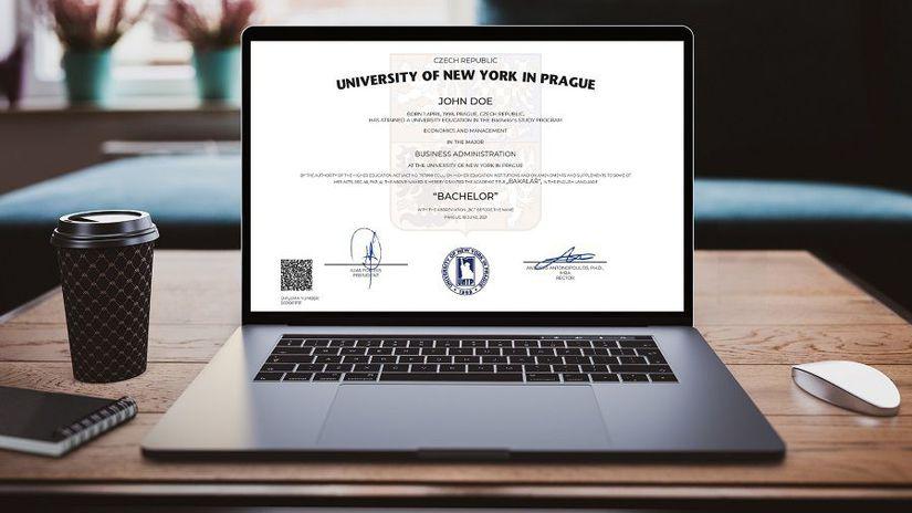 UNYP, PR článok, reklama, nepoužívať