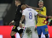 Neymar, Arturo Vidal