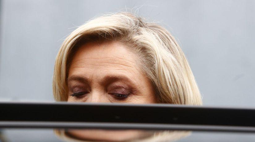 Marine Le Penová / Národné združenie /