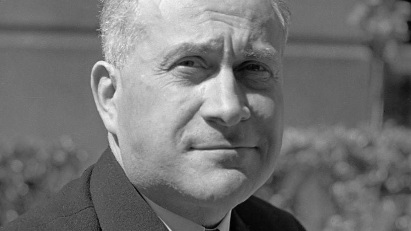 Štefan Osuský, diplomat