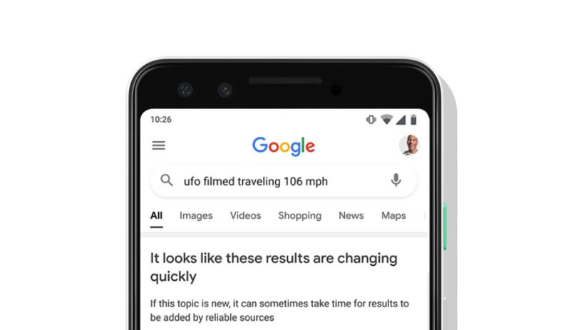 Google, vyhľadávač, vyhľadávanie