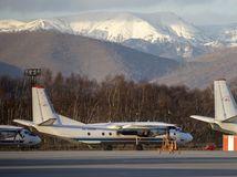 Lietadlo / Antonov An-26 /