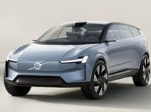 Volvo Recharge Concept - 2021