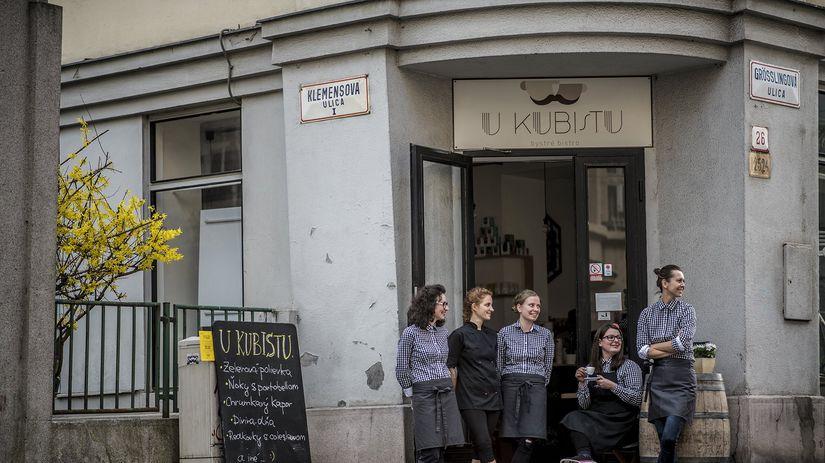 Reštaurácia Kubista