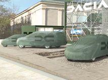 Dacia - 7-miestny crossover