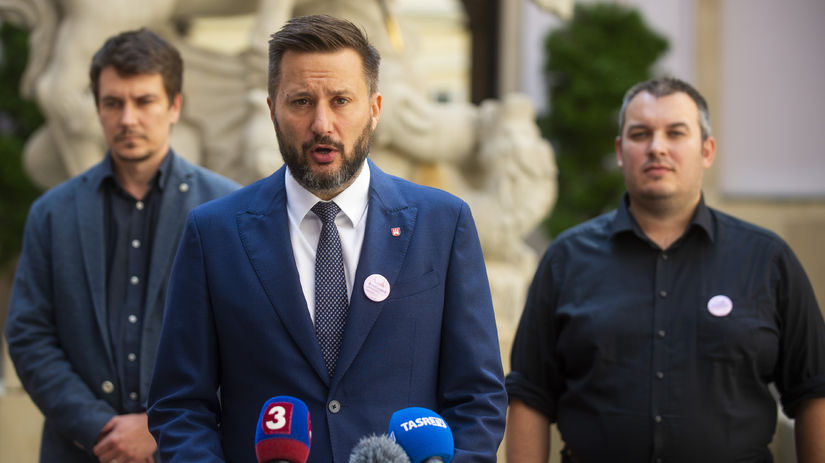 Michal Halomi /  Matúš Vallo / Pavol Škápik /