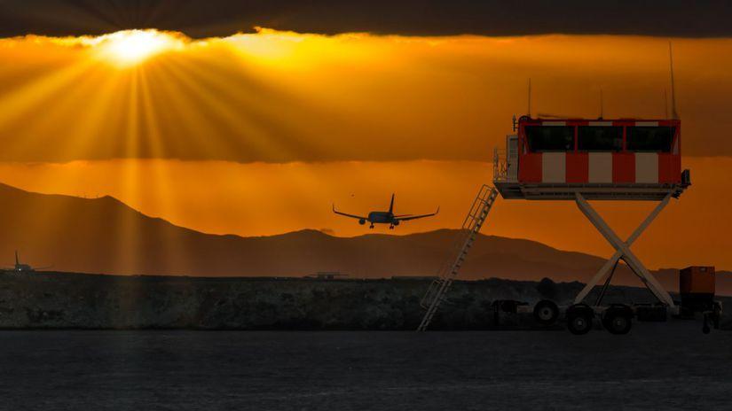 MSM kontajnerové letisko