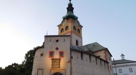 Banícky orloj, Banská Bystrica