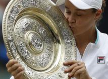 Britain Wimbledon Tennis Bartyová