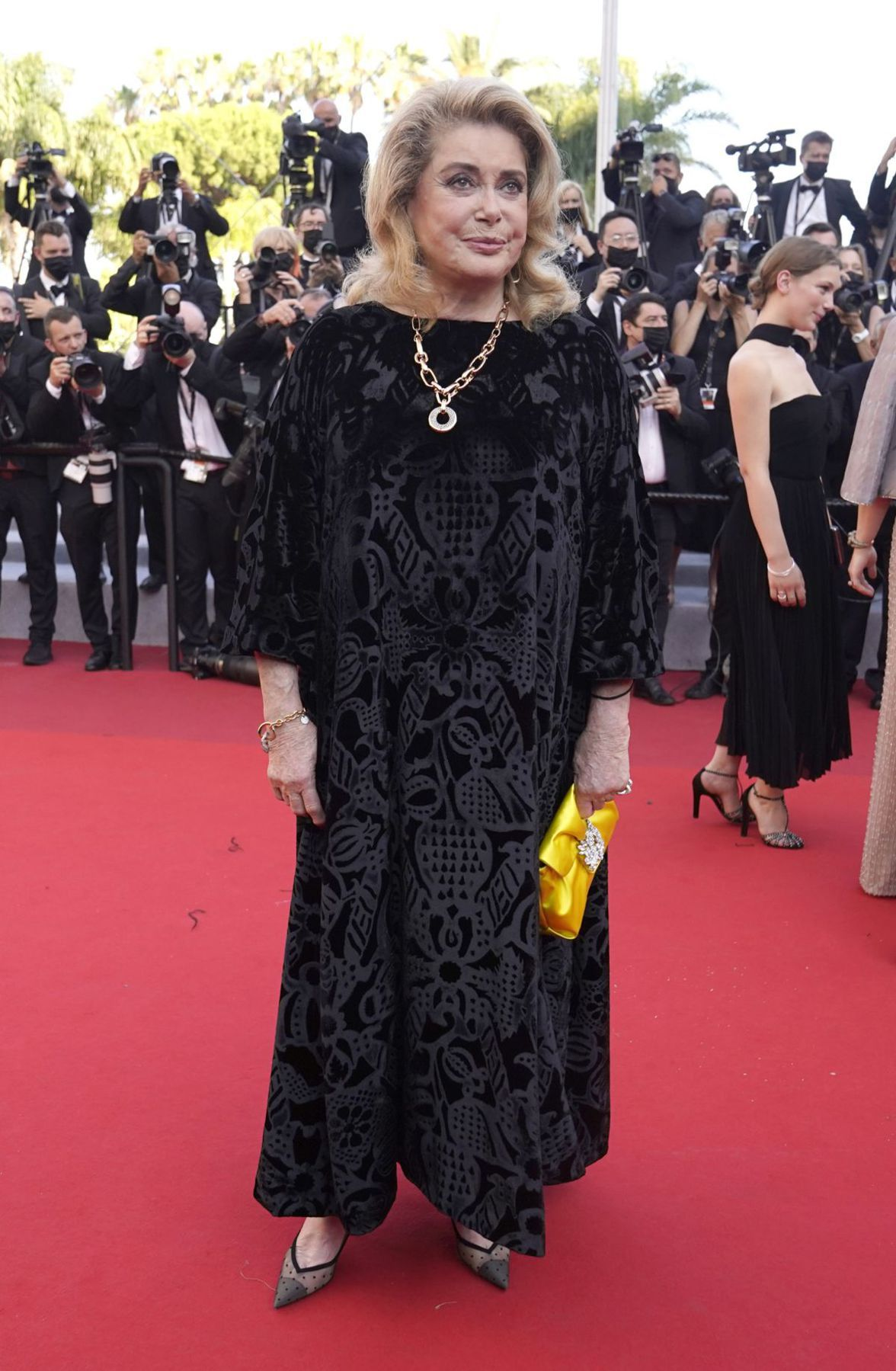 France Cannes 2021 Peaceful Red Carpet
