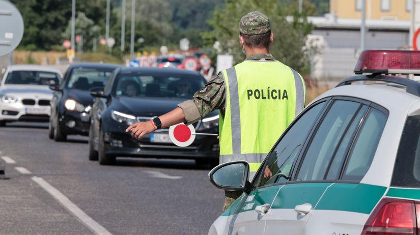 hraničné kontroly, Berg, hranica,