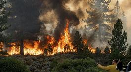 Kalifornia, požiare