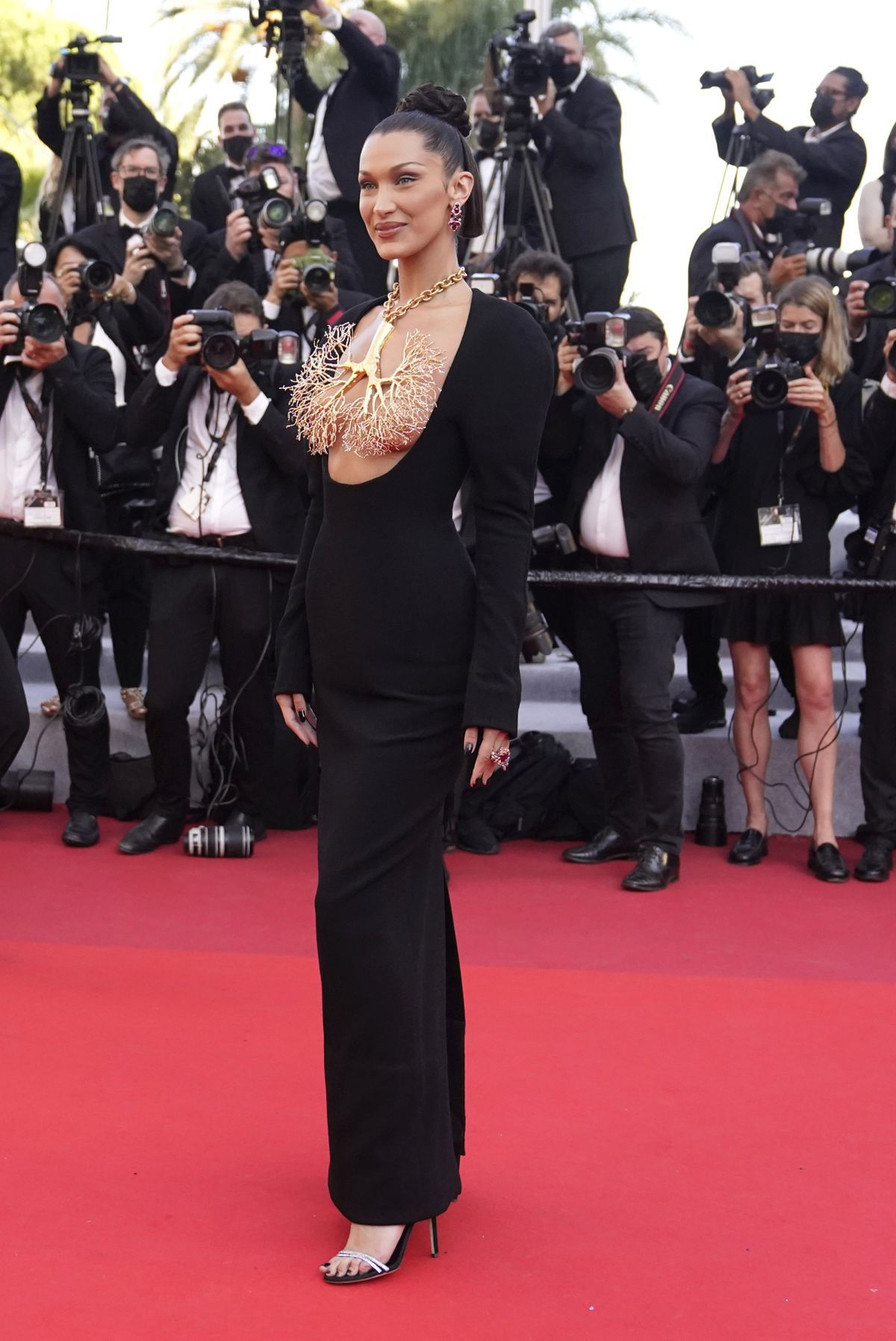 France Cannes 2021 Three Floors Red Carpet