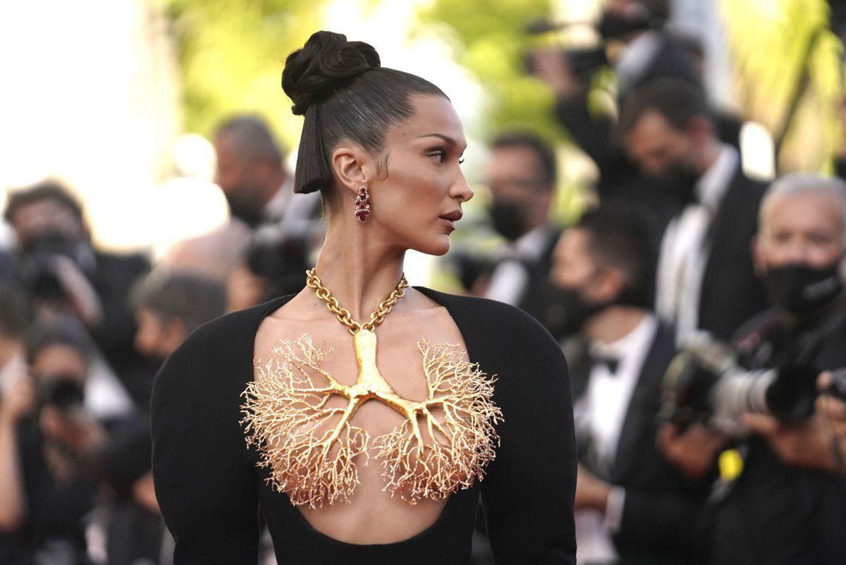 APTOPIX France Cannes 2021 Three Floors Red Carpet